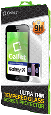 Cellet Galaxy S9 Premium Curved Tempered Glass Screen