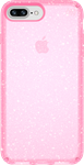 Speck iPhone 8 Plus Presidio Clear Glitter Case (2018)