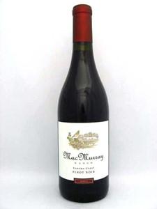 E & J Gallo Macmurray Ranch Sonoma Pinot Noir 750ml