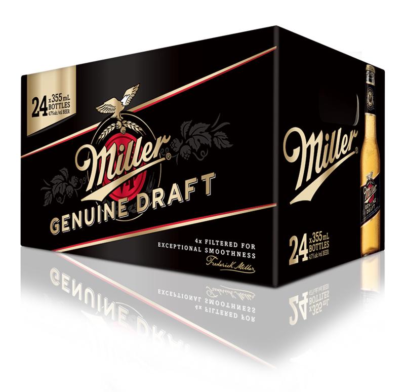 24C Miller Genuine Draft 8520ml