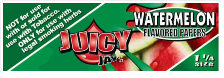 Juicy Jay, Watermelon Flavored Papers