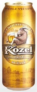 Mark Anthony Group Kozel Beer 500ml