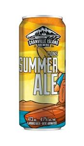 Molson Breweries 1C Gib Lions Summer Ale 473ml