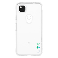 Case-Mate Pixel 4a Eco94 Eco-clear Case