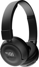 JBL Tune Series T450BT On-Ear Wireless Headphones with Mic