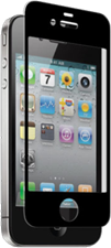 zNitro iPhone 4/4s Nitro Glass Tempered Glass Screen Protector