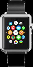 Incipio Apple Watch 38mm Premium Leather Band