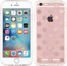 iPhone 6/6s Kate Spade New York Hardshell Clear Case