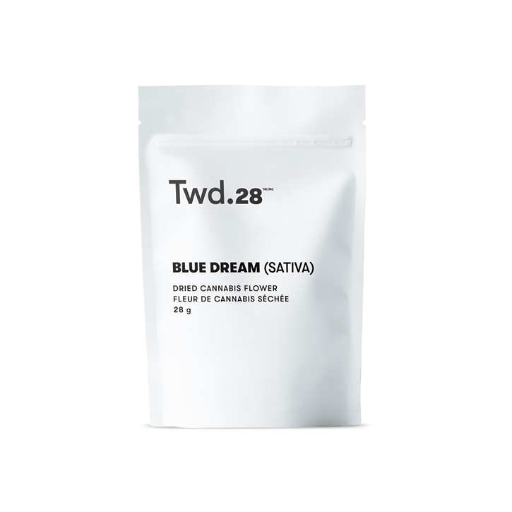 Blue Dream - Twd.28 - Dried Flower