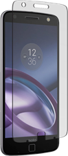 zNitro Moto Z Tempered Glass Screen Protector