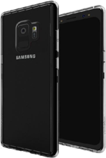 SKECH Galaxy S9 Crystal Case