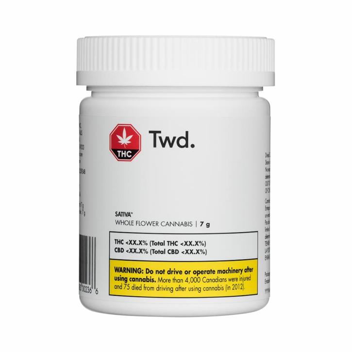 Twd Sativa - Twd. - Dried Flower