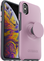 OtterBox iPhone XS/X Otter + Pop Symmetry Series Case