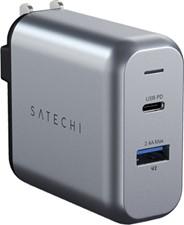 Satechi Dual-Port 30 Watt Wall Charger