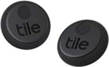 Tile Sticker (2020) 2-Pack Bluetooth Tracker
