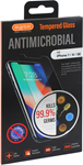 Base Tempered Glass Screen Protector for iPhone SE (2020) with anti-microbial