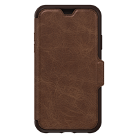 OtterBox iPhone XR Leather Strada Folio Case