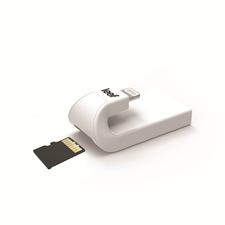 Leef Lightning MicroSD Card Reader