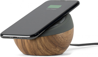 Tylt Twisty 10W Wireless Charging Pad And Stand
