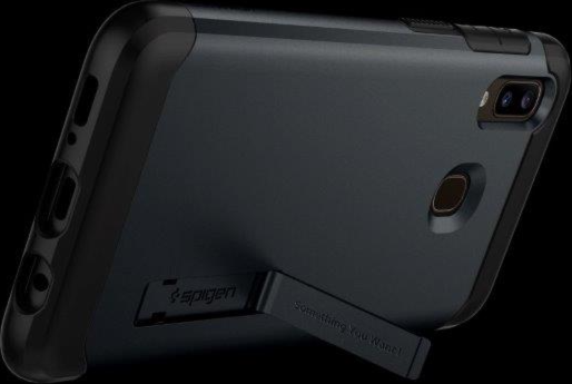 Spigen Galaxy A20 Slim Armor Case