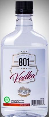 Errington Lake Distillery 801 Vodka 200ml