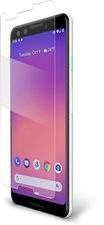 BodyGuardz Pixel 3 Pure 2 Glass Screen Protector