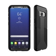 Speck Presidio Grip Samsung S8 Case Black