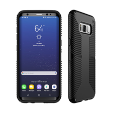 Speck Presidio Grip Samsung S8 Case Black