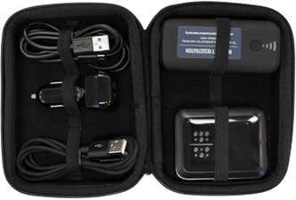 Tylt - Charging Travel Kit For Usb Type C Devices