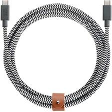 Native Union USB Type-C to USB Type-C BELT Cable (2.4M)