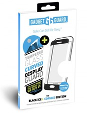 Gadget Guard Galaxy Note8 Black Ice Plus Cornice 2.0 Full Adhesive Curved Tempered Glass Screen Guard