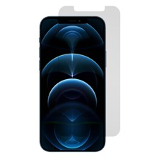 Gadget Guard - Black Ice Glass Screen Protector No Guide For Apple Iphone 12  /  12 Pro - Clear