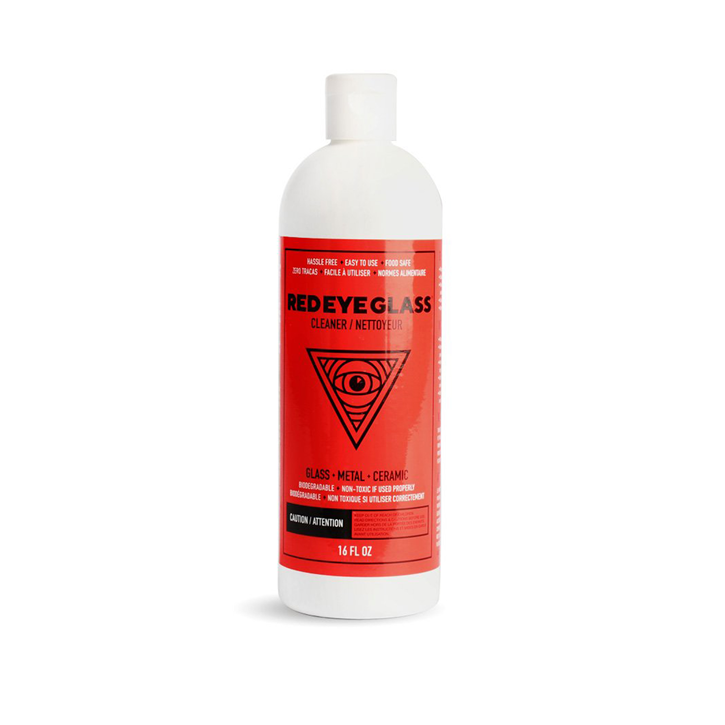 Red Eye Glass Instant Glass, Ceramic & Metal Cleaner