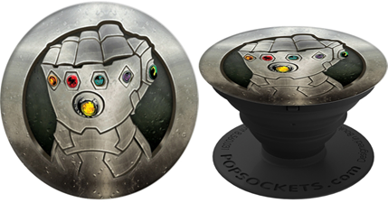 PopSockets Popsockets Marvel Device Stand And Grip