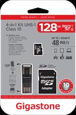 Gigastone microSD 4-in-1 Mobile Kit