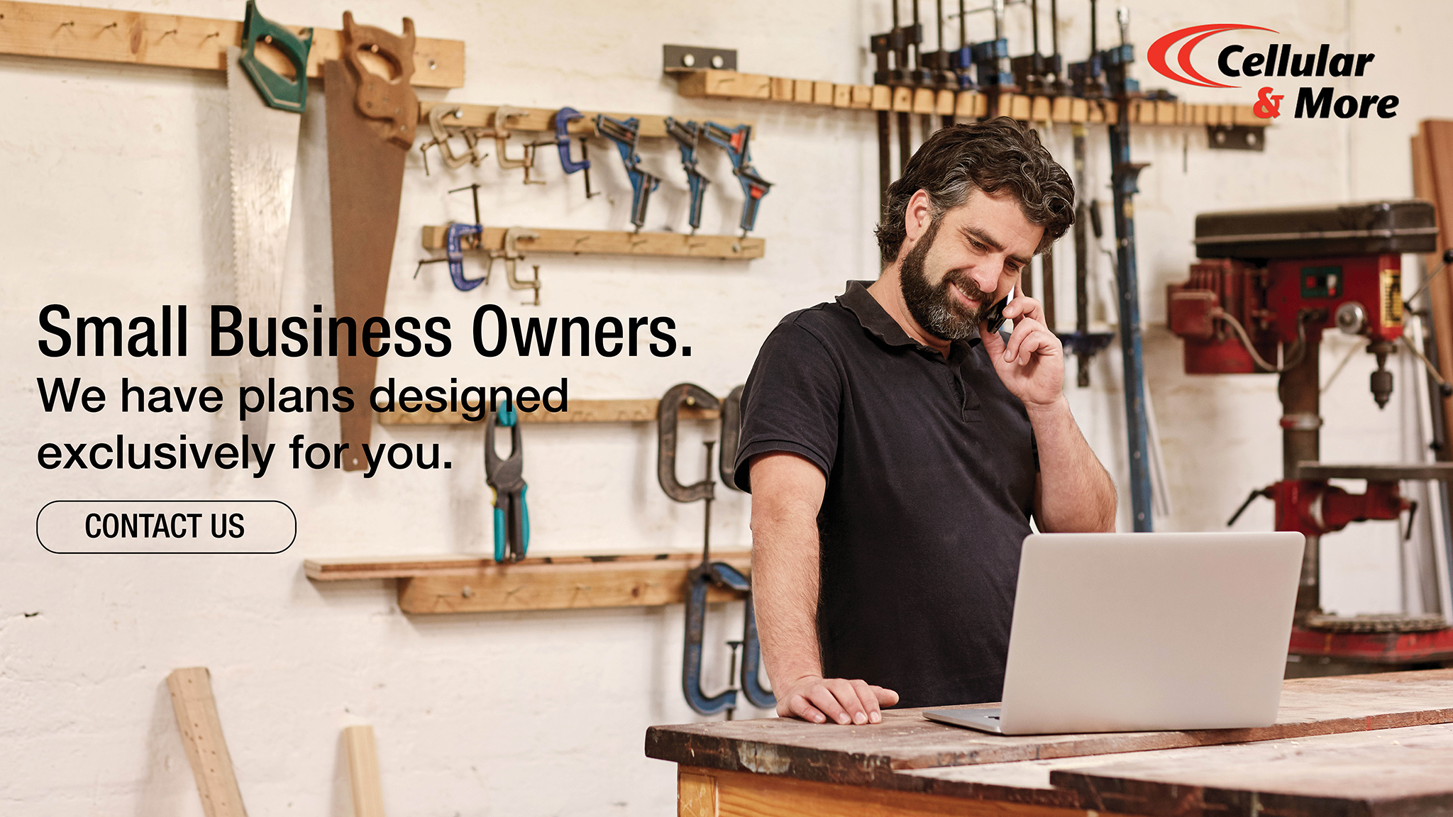 We have exclusive discounts for small business owners! Contact us today to learn more.