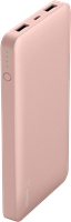 Belkin 10,000mAh Pocket Power 10k Power Bank with Dual USB Ports