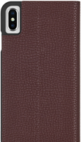 CaseMate iPhone XS/X Barely There Folio Case