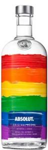Corby Spirit & Wine Absolut Rainbow 750ml