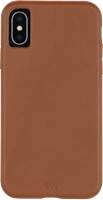 Case-Mate iPhone X/Xs Barely There Leather Case