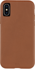 CaseMate iPhone X/Xs Barely There Leather Case