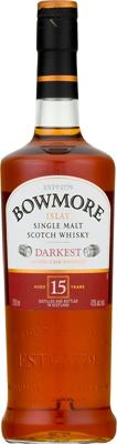 Beam Suntory Bowmore 15 Year Old Islay 750ml