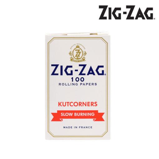Zig-Zag, White Kutcorners Rolling Papers