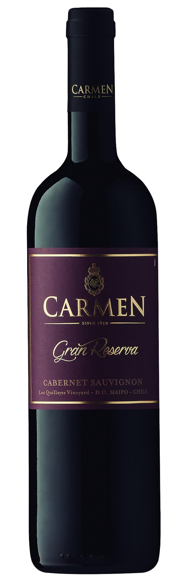 Carmen Gran Reserva Cabernet Sauvignon 750ml