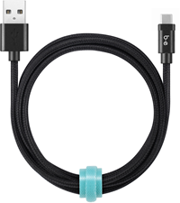 Blu Element USB Type-C 6ft Braided Charge/Sync Cable
