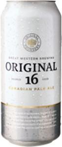 Great Western Brewing Company 1C Original 16 Pale Ale 473ml