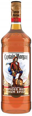 Diageo Canada Captain Morgan Spiced 1140ml