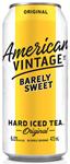 Mike's Beverage Company American Vintage Barely Sweet Original 473ml