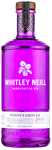 Authentic Wine & Spirits Whitley Neill Rhubarb & Ginger Gin 750ml