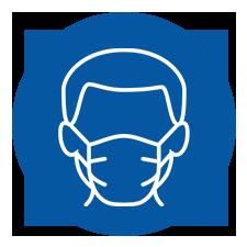 masque facial requis